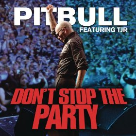 """Don't Stop The Party"" album cover"