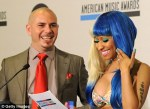 Pitbull (rapper) (entertainer) and Nicki Minaj