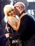 Christina Aguilera and Pitbull